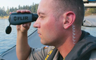 FLIR MLS- / MS-Series Ultra-compact handheld thermal night vision cameras