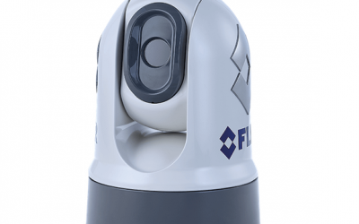 FLIR MODEL M200 – Pan and Tilt Marine Thermal Camera