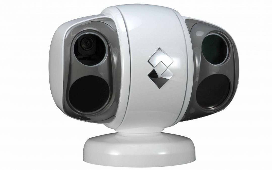 FLIR MU/MV Series  Gyro-stabilized, ultra long-range multi-sensor thermal night vision system