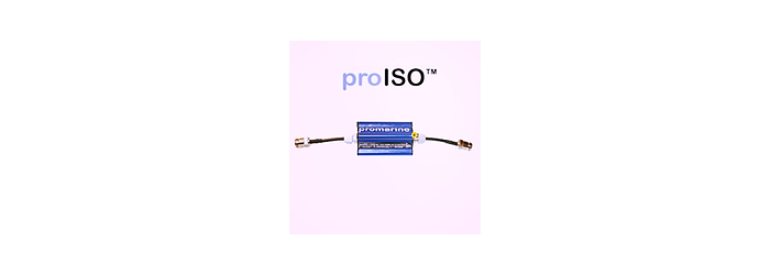 proISO ISOLATORS (Galvanic antenna isolators and protectors)